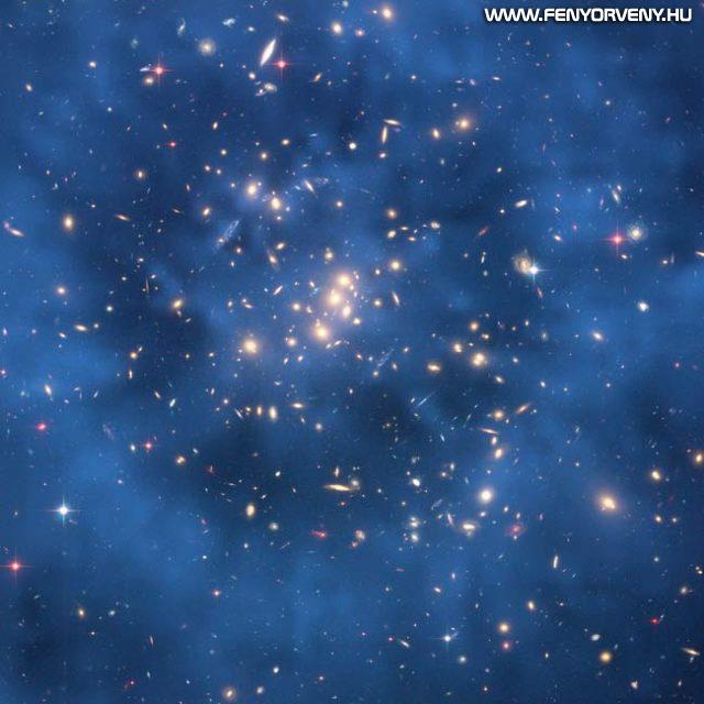 """Megmagyarázhatatlan """"lőtt sebektől"""" halnának meg emberek, ha létezne ilyen típusú sötét anyag"""