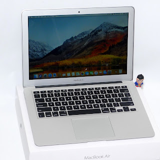 MacBook Air 13-inch Core i5 2017 Fullset Bekas