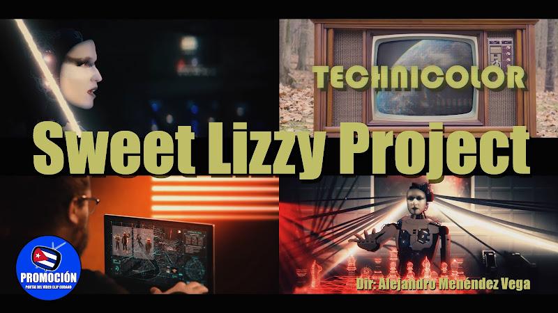 Sweet Lizzy Project - ¨Technicolor¨ - Videoclip - Director: Alejandro Menéndez Vega. Portal Del Vídeo Clip Cubano. Música cubana. Rock. Cuba.