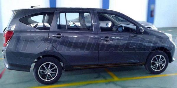 Toyota Calya Agya 7-Seater LCGC Mirip Yaris Surabaya