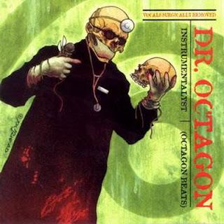 Dr. Octagon - Instrumentalyst (Octagon Beats) (1997) FLAC