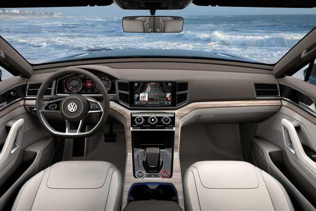 Volkswagen Jetta GLI TDI Interior
