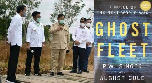 SURAT dr. Tifa untuk Menhan Prabowo: Ghost Fleet dilawan Nutrisi Surgawi