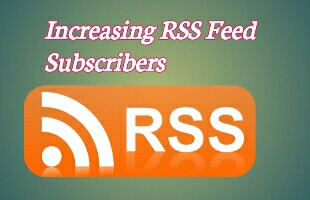 Increasing RSS Feed Subscribers