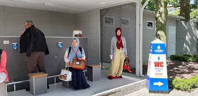 masjid biru blue mosque destinasi wisata dan ibadah di istanbul turki yang menakjubkan nurul sufitri travel lifestyle blogger