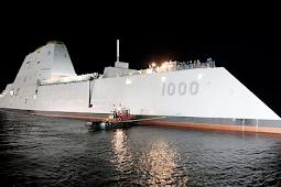 USS Zumwalt, Kapal Perang Siluman Pertama dі Dunia