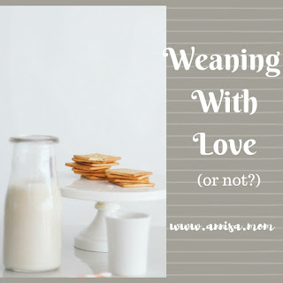 Weaning With Love (WWL) cara menyapih ASI