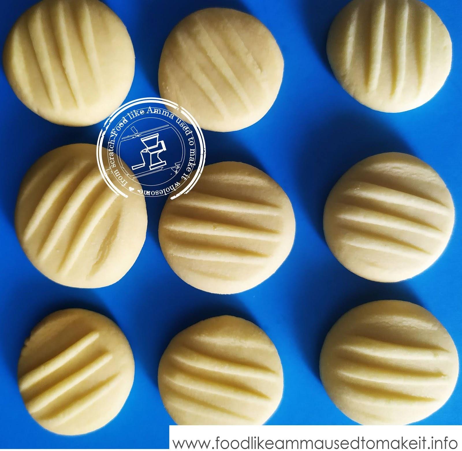 Custard Biscuit Recipe food like amma used to make it