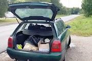 10 kiló vágott dohánnyal kapcsoltak le egy autóst Debrecenben