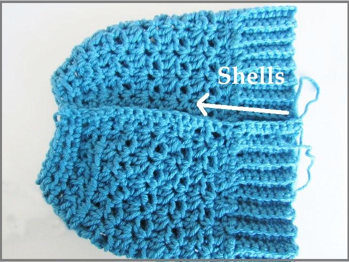 Crochet Dreamz: Ponytail or Messy Bun Hat Crochet Pattern ...