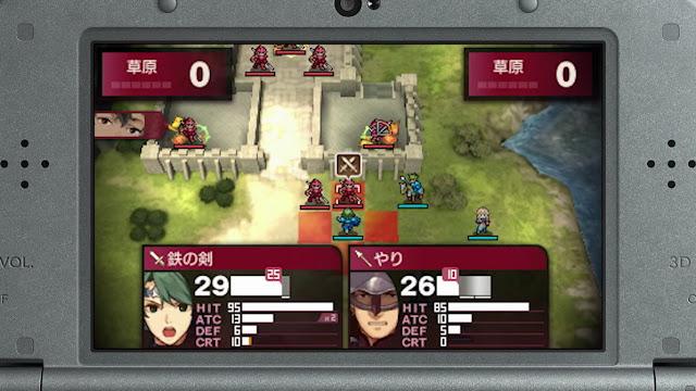 Fire Emblem Echoes 3DS