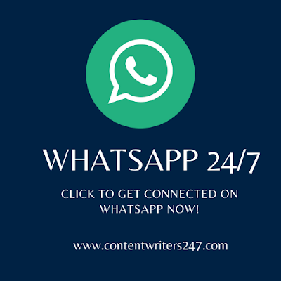 Content Writers 247 WhatsApp
