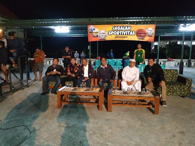 Turnamen Billy Gama Cakra Cup 2019 Resmi Dibuka Dan denpom Divif 2 Kostrad