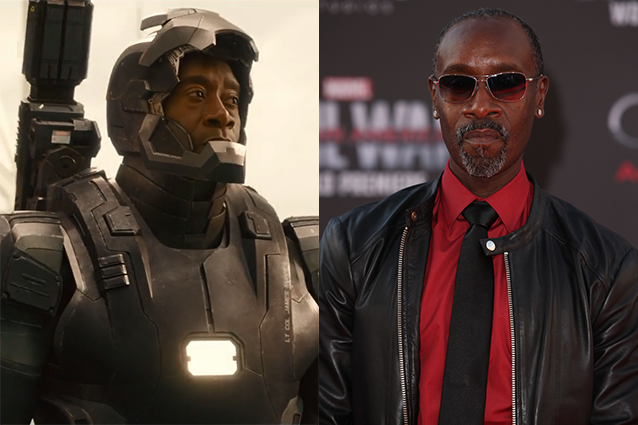 Marvel Fans Ask For Spoilers From Don Cheadle Even in The Bathroom