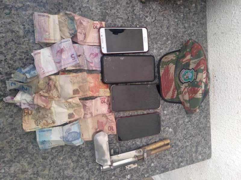 Polícia Militar captura dupla logo após roubo a cinco vítimas em Juazeiro do Norte
