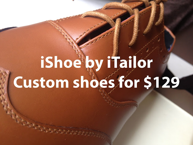 iTailor iShoe Review Coupon