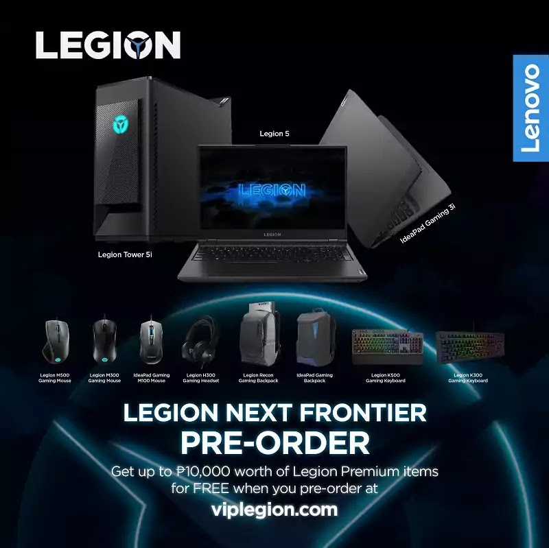 Lenovo Legion Pre-order