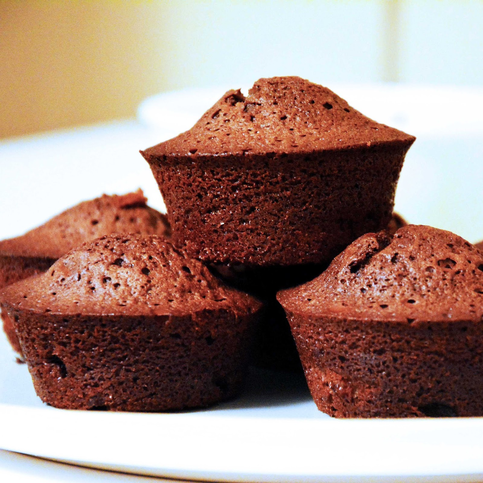 The Chocolate-Rum-Raisins Muffins