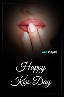 kiss day status for whatsapp