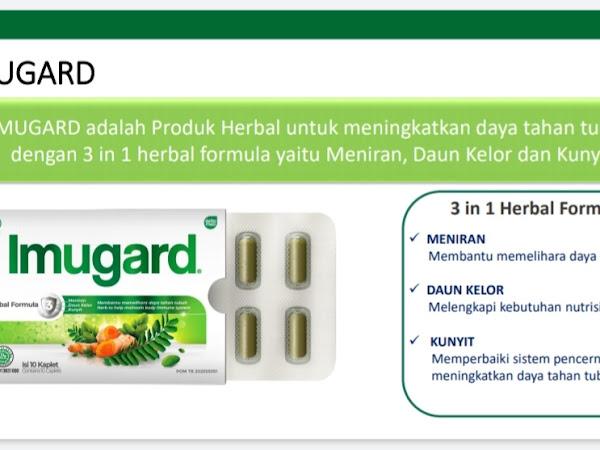 Sehat dengan Imugard