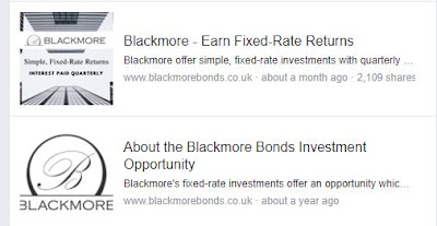 Blackmore Bond - How Much Money Back? What Happens Next?