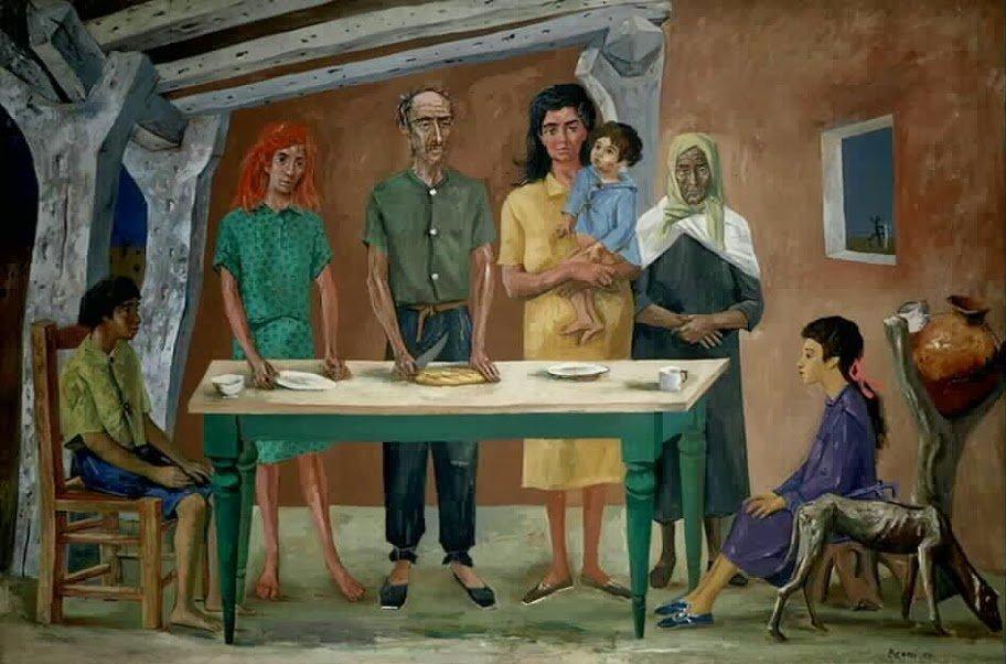 La historia del pan for Comedores escolares caba