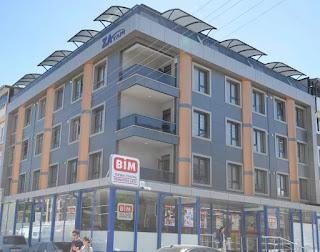 Özdemir Apartmanı Özel Konut Projesi İnşaatı