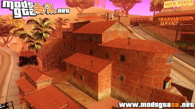 Mod Favela Brasileira em Los Santos V1