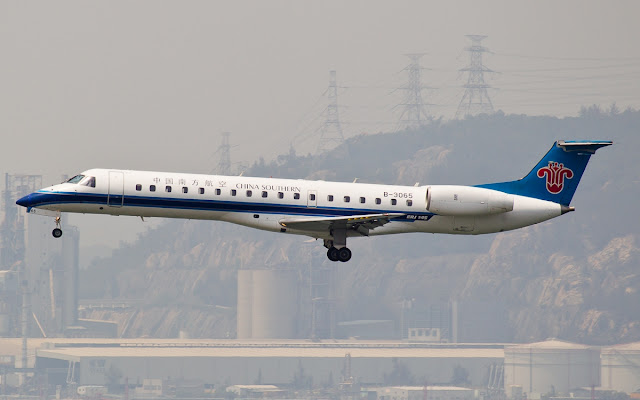 China Southern Airlines Embraer ERJ-145