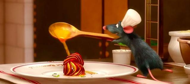 Film Ratatouille Menjadi Animasi Terbaik Sepanjang Masa