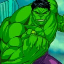 Hulk - Chitauri Takedown