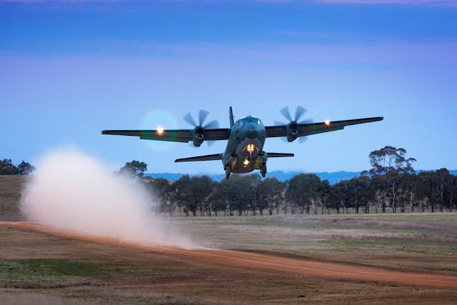 New C-27J configuration first flight