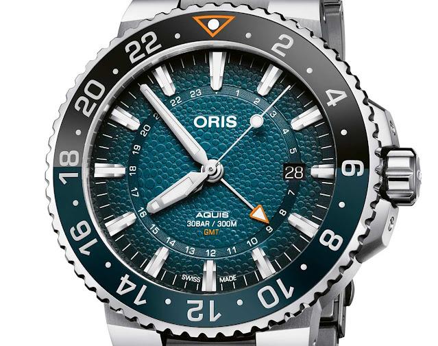 Oris Whale Shark Limited Edition