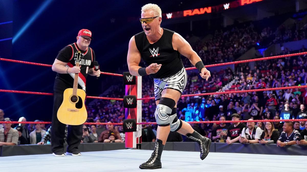 Jeff Jarrett está fortemente envolvido no NXT India