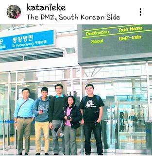DMZ, wilayah demiliterisasi, Korea Selatan