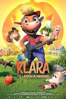 Cartelera española 13 de Marzo de 2020: 'Klara y el ladrón de manzanas'