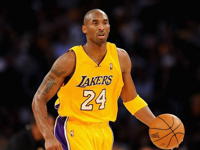 Basketball Legend Kobe Bryant dies in a Helicopter Crash
