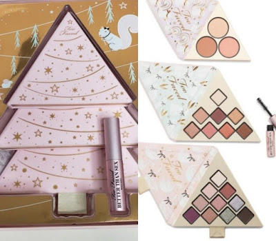 Too Faced Under The Christmas Tree Makeup Gift Set