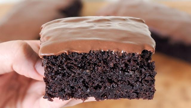 recette, gâteau, chocolat, rapide, 3 ingrédients