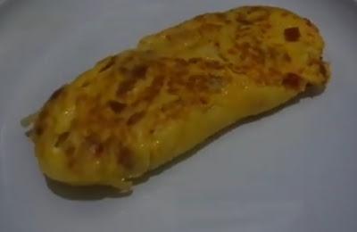 Omelet ala hotel