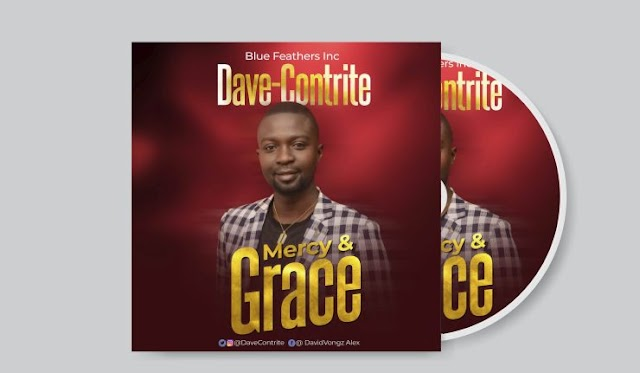 MUSIC: Dave-Contrite – Mercy & Grace | Lyrics Video