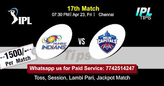 IPL 2021 17th Match PBKS vs MI Match Prediction CBTF Guru|Expert Prediction