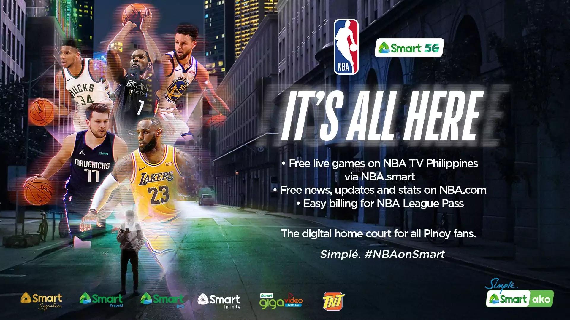 Smart x NBA