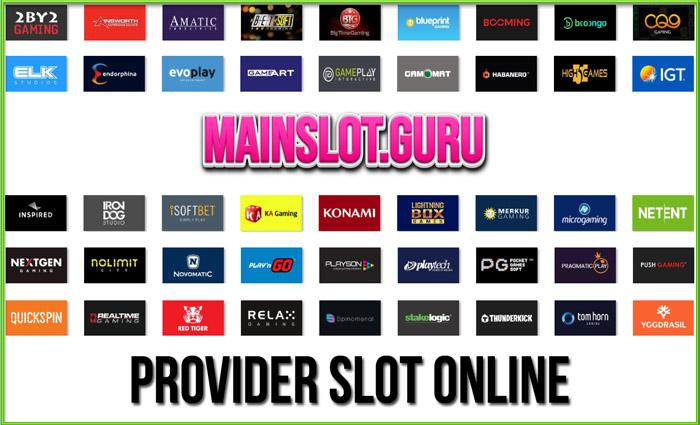 Provider Slot Online Indonesia