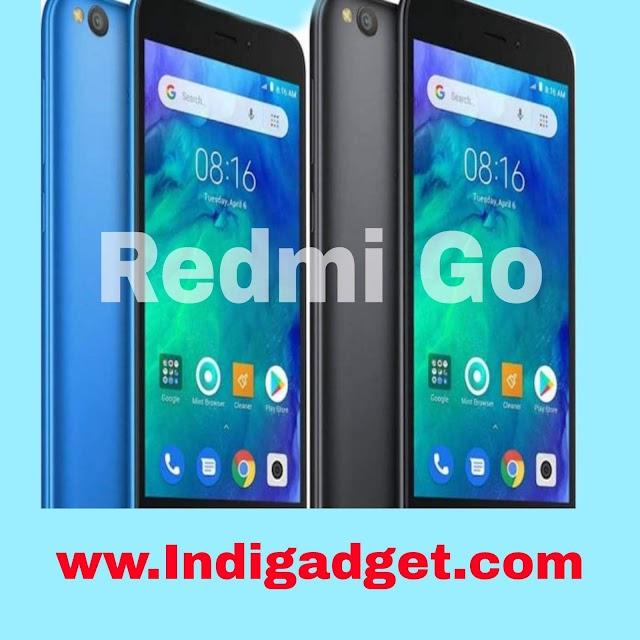 Redmi Go भारत में हुआ लॉन्च और जानें कीमत।
