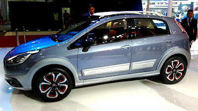 Fiat Urban Cross side image