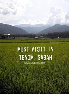 TENOM, SABAH