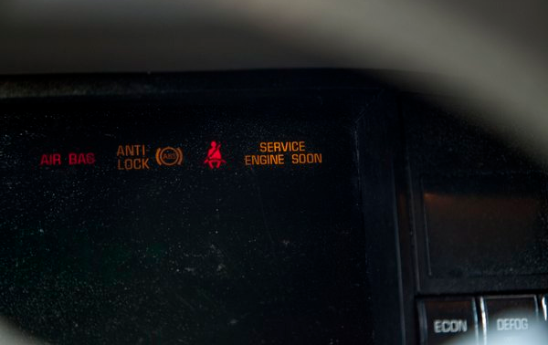 "How to Reset a Cadillac's ""Service Engine Soon"" Light"