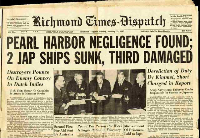 Richmond Times-Dispatch, 25 January 1942 Worldwartwo.filminspector.com