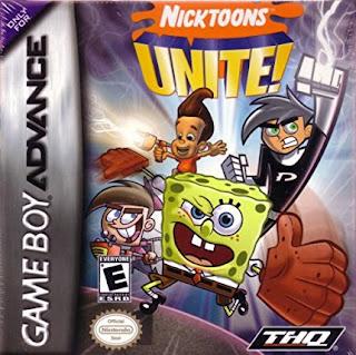 Rom de Nicktoons Unite! - GBA - PT-BR - Download